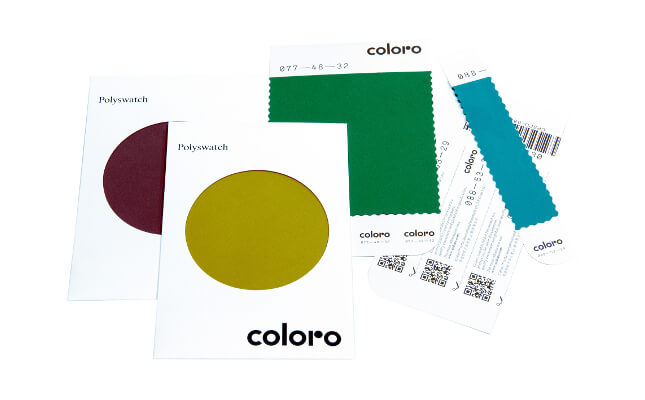 Coloro Polyswatch