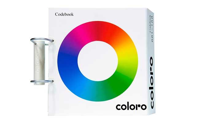 Coloro Codebook